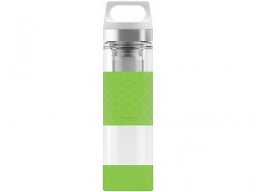 Termos SIGG Cold Glass green 0,4 L