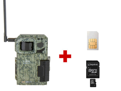 Fotopułapka SPYPOINT LINK-MICRO 4G
